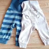 Набор штанців на вашу малечу, розмір 62_68, на 2-6 місяців, бренд lupilu Геpманія