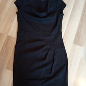 Чорне трикотажне плаття, стан нового, 10% знижка на УП
