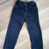 Фірменні вільветові штани на 2-3 роки, 10% знижка на УП