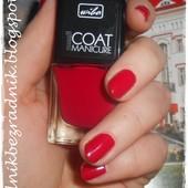 Лак для ногтей Wibo 1 Coat Manicure тон 5