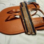 Blue Motion Летние сандалии с сьемным верхом 39р