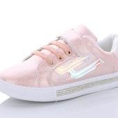 Красивенные кроссовочки-мокасины для девчонок)