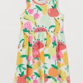♥-платье H&М ,размер 4-6 --♥