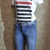 Собираем лоты!!!комплект джинсы +футболка, размер s-xs