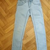 Стильные, фирменные джинсы на девочку на 6 лет. 116