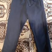 Теплые штаны на мальчика 3-5 лет