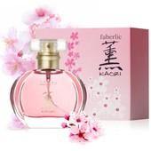 Парфюмерная вода для женщин Kaori-свежий, цветочно-фруктовый аромат.