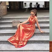 Новые шикарные металлические платья изв.украинского бренда WeAnnabe по смешной цене, одно на выбор.