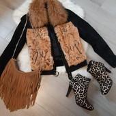 Женская куртка из натуральной замши