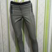 брюки (в гусиную лапку)