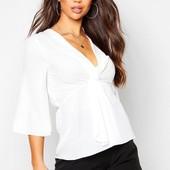 Легкая, невесомая блуза Boohoo, новая, с биркой