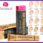 Тональный крем Dermacol Make Up Cover) 1 тон на выбор