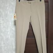 Фирменные новые мужские брюки р.38-29 пот-48-49,5, поб-59-60