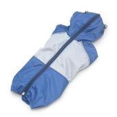 Дощовик Йорк для собак з капюшоном синій №0 25х40