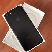 Продаю свой iPhone 7 32 Gb, оригинал, айфон