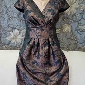 Нарядное блестящее платье футляр, M&S, p. M