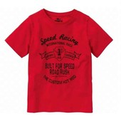 pepperts..классная хлопковая футболка с принтом 146/152замеры