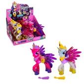 Пони Селестия My Little Pony интерактивная, Большая, музыка, свет.