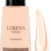 Тональный крем Lorena beauty Foundation, тон 3, 30 мл