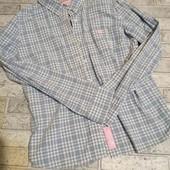 фирменая рубашка Superdry