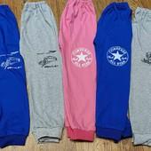 Спортивные штаны всегда нужны)) Разные, 80-122 см рост