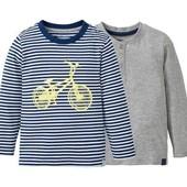 Набор регланів на хлопчика, бренд lupilu германія, розм 110_116