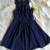 Новое шифоновое платье elise ryan р.с