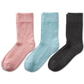 ☘Лот 3 пари☘ М'які теплі носочки з махровою стопою Tchibo (Німеччина), розміри: 38-41