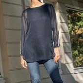 ☘ Стильна двошарова сорочка від Tchibo (Німеччина), розміри наші: 42-44 (38 євро)