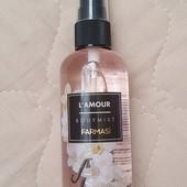 ♡ Парфюмированный спрей для тела L`amour, 115 мл