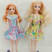 Куклы Барби Mattel Анна и Эльза одним лотом