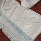 Dubelm Mill, люксовая линейка бренда Dunelm 135*224, идеально для балкона! , шторки с вышивкой