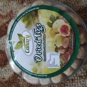 Инжир сушеный 250 грамм в упаковке