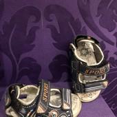 Босоножки сандали 19 размер на мальчика