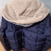 Зимняя куртка мужская на размер 46 -48 смотрите замеры