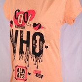 Женские футболки
