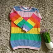 Яркий свитерок от Next