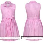 Красивое платье Glo-Story на девочку 122/128- р в лоте черное