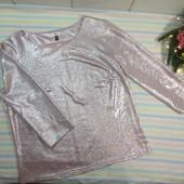 Очень красивая блуза 46р. В идеальном состоянии!
