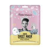 Омолаживающая маска-патч для лица petite maison, 25 мл