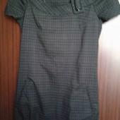 Стильное платье для стройной леди, Oodji, качество супер , размер 36, наш 42-44