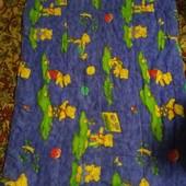 Детское тёплое одеяло р. 147 на 101 см