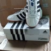 """Кожаные футбольные кроссовки"""" adidas"""" пр-во Индонезия"""