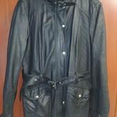 Куртка из кожзама 16 р евро!