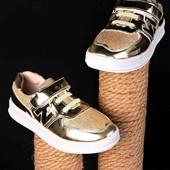 Детские кросовки/мокасины