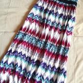 Красивый длинный сарафан, платье Top Secret.