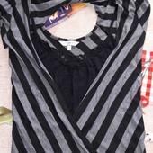 Красивая футболка на девочку подростка сост отл.см.замеры