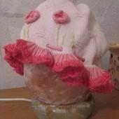 Очень красивая шапочка для Вашей доченьки