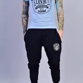 Летний мужской костюм(штаны+футболка). 2 вида
