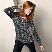 ☘ Красива ніжна блуза від Tchibo (Німеччина), наші розміри: 50-52 (44/46 евро)
